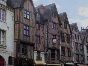 Loire-Tours-Fachwerk