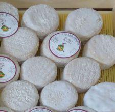 Loire-Ziegenkäse